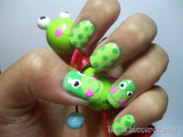 Kurbağalı Tırnaklar