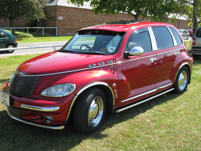 show 2004 june 21 leicester 21st august chrysler pt cruiser touring 08 2011 oadby 1995cc lm04tpu