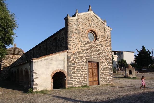 Chiesa di Sant'Antonio, Orosei