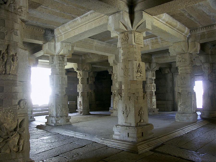 Хампи, Карнатака, Индия