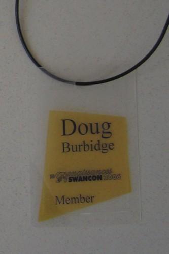 Swancon 2006 badge