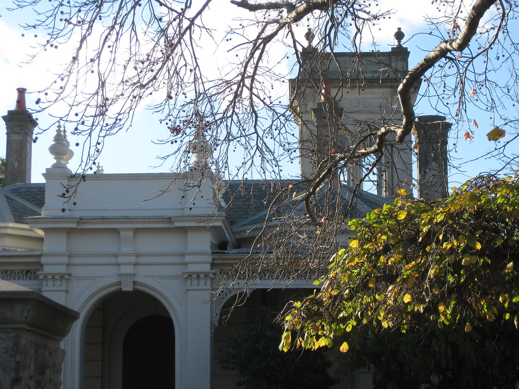 """Ardoch"" a Victorian Italianate Mansion - Essendon"