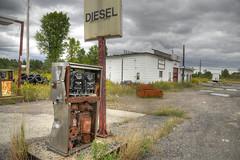 Week-34 Dereliction and decay (`. Susan .*).*) Tags: old ontario canada abandoned nikon outdoor decay hdr dereliction gaspumps d300 projectflickr