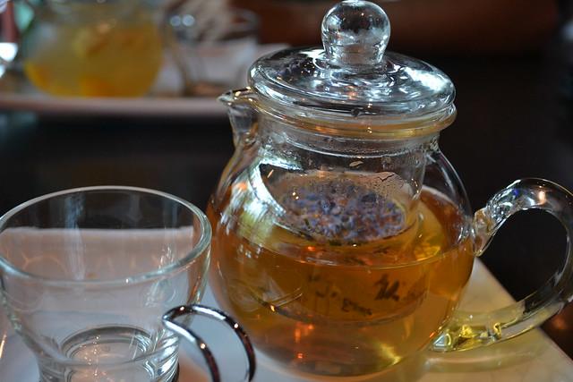Dozo's Lavender Tea