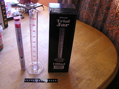 Hydrometer and Trial Jar
