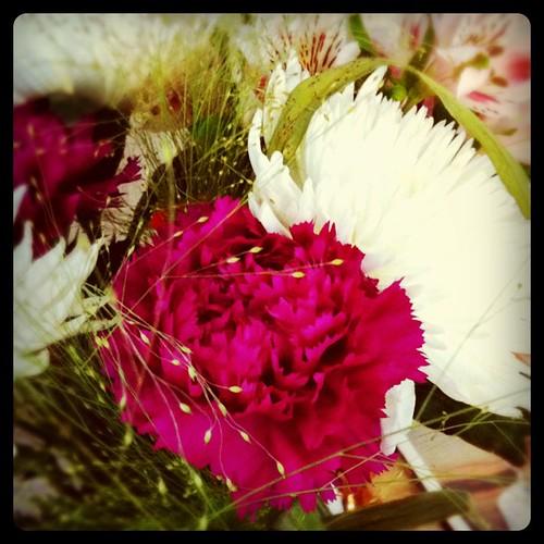 Blom bukett