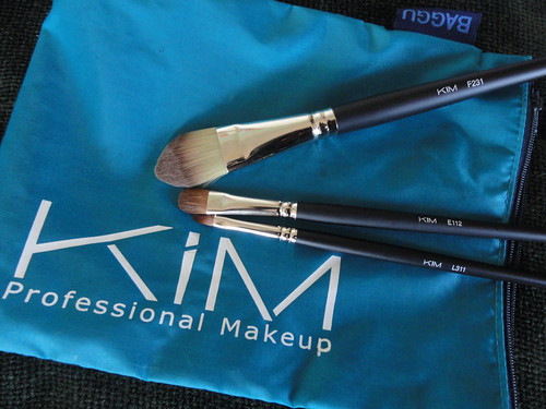 Kim Makeup Brushes