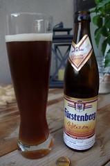 mmmm....beer (jmaxtours) Tags: beer germany dunkel frstenberg mmmmbeer donaueschingen weizenhefedunkel frstenbergweizenhefedunkel donaueschingengermany