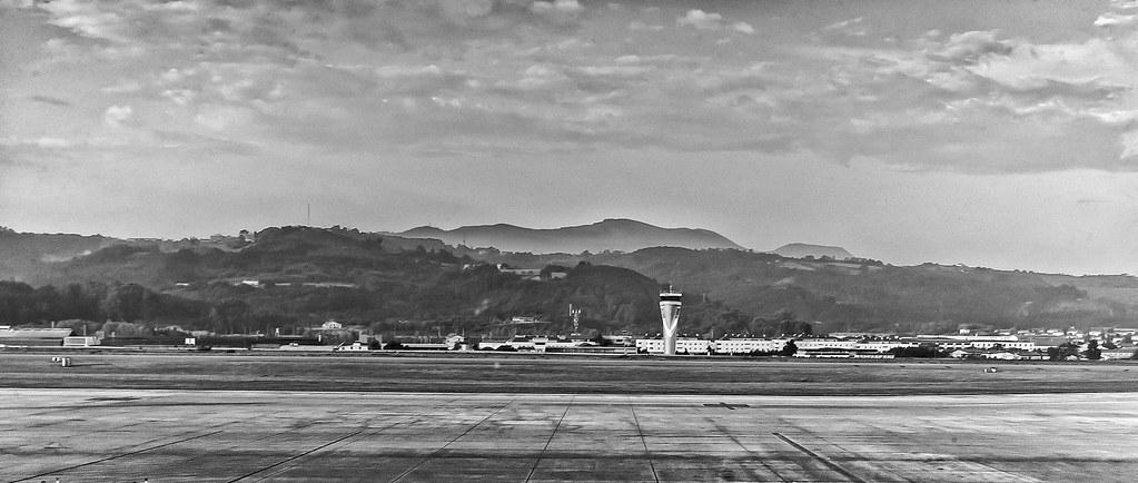bilbao airport flight delay