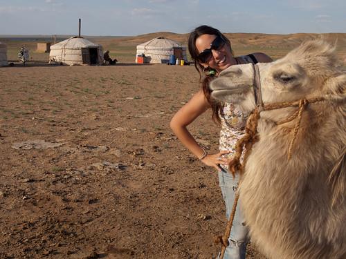 Desierto del Gobi 25