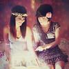 Today was a fairytale (Lunayda) Tags: girls flower fairytale butterfly star book fantastic nikon dress magic tale