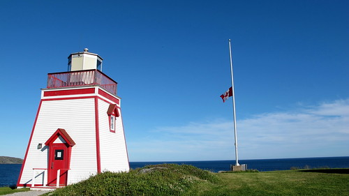 Lighthouse in St. Anthony, <b>ATOMOXETINE online cod</b>, <b>Comprar en línea ATOMOXETINE, comprar ATOMOXETINE baratos</b>, flag half-mast in honor of Jack Layton