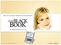 Little Black Book poster