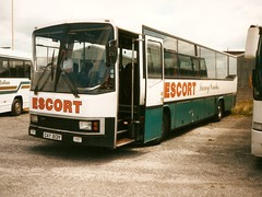 Escort CAY 213Y (quicksilver coaches) Tags: europa southbank middlesbrough blackpool bova escortcoaches cay213y