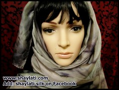 IMG_0012 (Shaylati) Tags: hijab shayla handpaintedsilk ribbonnecklace collarnecklace