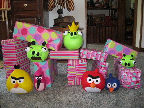 Live Action Angry Birds