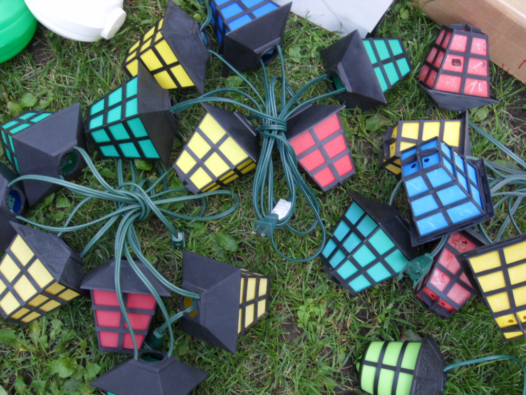 Noma Coach Patio Lights (opensky83) Tags: Old Camping Party Vintage Lights  Coach Colonial