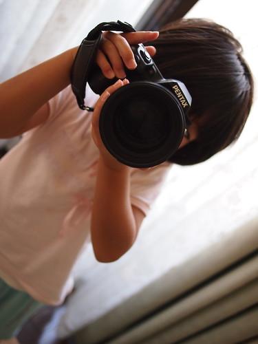 覗けるカメラが好きな本格派
