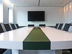 New table by Jonathan Baring