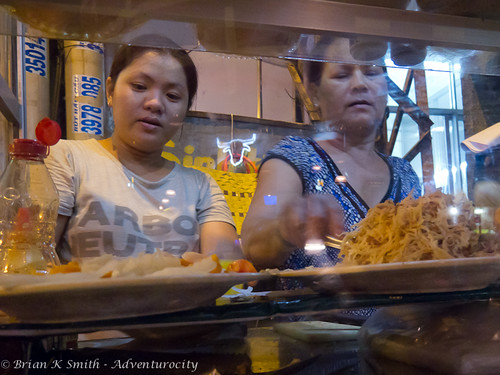 Making Banh Mi, Saigon