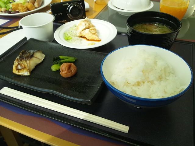カフェトスカの和食の写真
