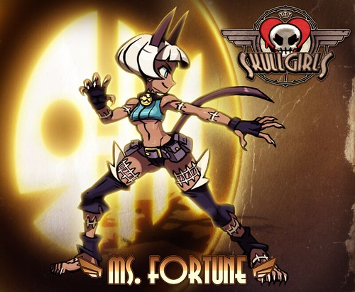 Skullgirls for PS3 (PSN): Ms Fortune