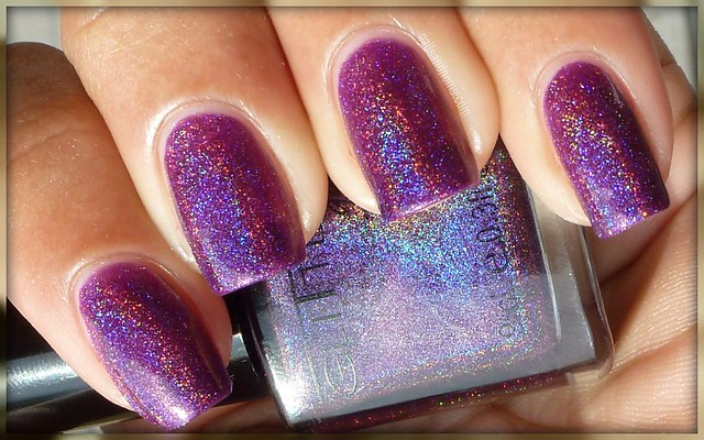 Dark Purple 3D/Holographic