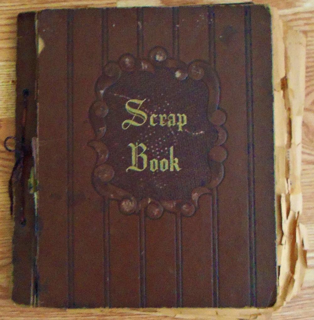 Mom's Scrapbook Cover