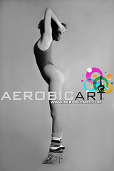 k16 (AEROBICART) Tags: sexy models workout fitness leotard aerobic