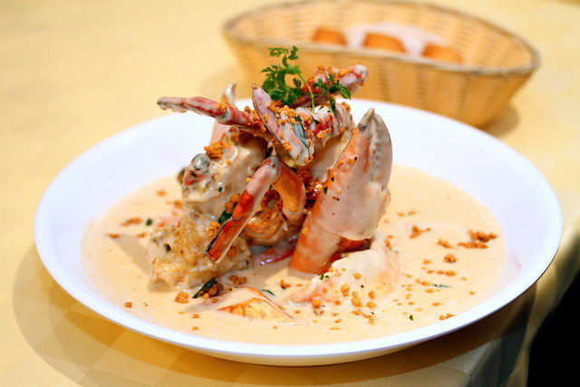 Seafood Paradise