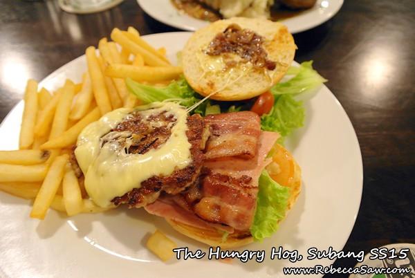 the hungry hog, subang ss15-8
