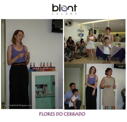 Lançamento da Coleção Flores do Cerrado - Blant Colors (Brasília; 03/09/2011)