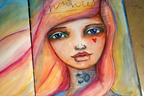 Art Journal Sept 2011