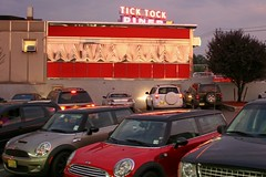 Minis At The Tick Tock Diner