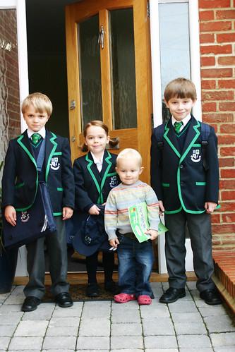 School Sept 2010