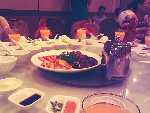 宁波training欢迎晚宴