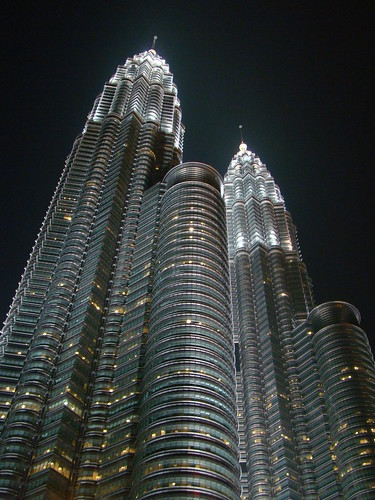 The Towers in KL