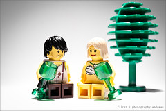 252/365 (photography.andreas) Tags: macro girl canon germany deutschland photography lego weekend bikini blonde series 365 minifig minifigs saarland minifigure project365 httpcreativecommonsorg eos40d canoneos40d canonefs1855mmf3556is urweiler httpphotographyproject365wordpresscom