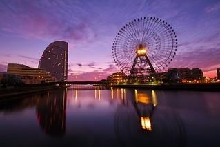 Mornin' Yokohama!