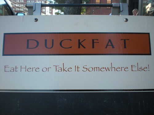 Duckfat, Portland Maine