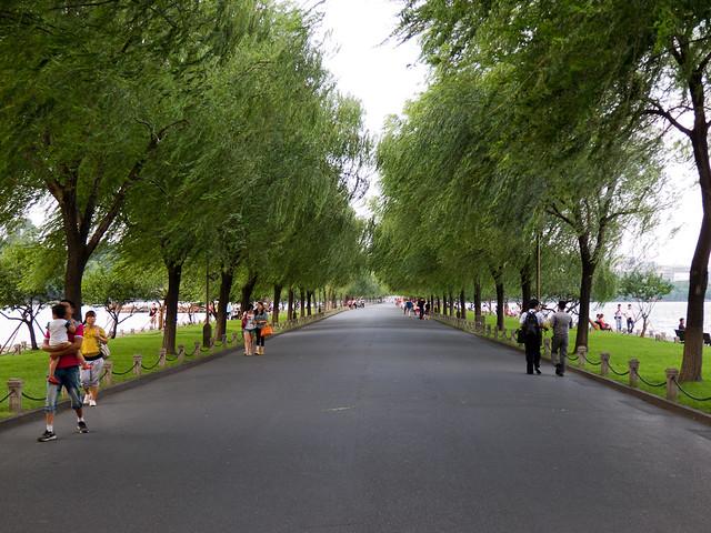 西湖遊歩道