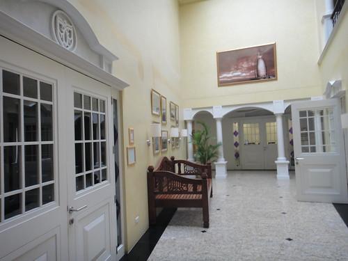 Hotel Admin building
