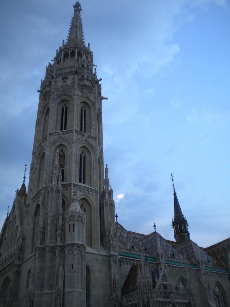 Mátyás Templom, la iglesia de Matías en Buda