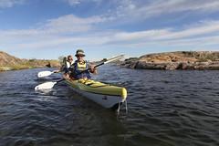 Paddling 2011 (Anders Sellin) Tags: sweden stockholm balticsea sverige paddling archipelago kajak stersjn skrgrd paddla