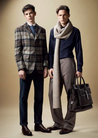 DAKS FW11_018Laurent Albucher&Jeremy Young
