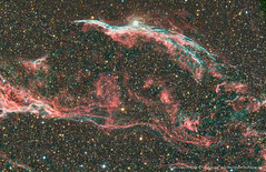 CCD DSLR Collaboration Veil Nebula *Explore* (Terry Hancock www.downunderobservatory.com) Tags: camera sky mountain field night mi canon stars photography pier backyard triangle fotografie veil photos mark space ngc 6960 shed science images astro observatory telescope ii western pro 5d astronomy imaging witches ha alpha ccd universe instruments wo broom 250 cge celestron hydrogen tmb fli osc teleskop astronomie byo f7 nebulae deepsky 68mm 6979 pickerings flattener Astrometrydotnet:status=solved ml8300 130ss Astrometrydotnet:version=14400 Astrometrydotnet:id=alpha20110902082151 92ss