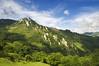 Summer (elosoenpersona) Tags: blue summer sky mountain mountains azul forest asturias bosque cielo verano montaña mea peña montañas laviana despejado elosoenpersona
