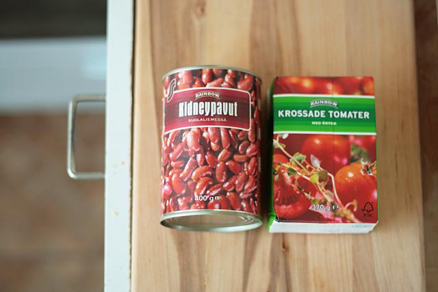 pavut ja tomaattimurska