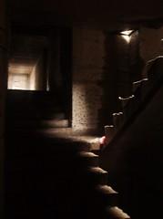 Escaleras (skinnygeorge) Tags: chile santiago mill abandoned film church digital train hospital trenes ruins minas doors iglesia oxido molino ventanas abandon urbanexploration ruinas mines recoleta iglesias independencia peral valdivia rm fbrica urbex fotografa islademaipo regin panal abandonado sanbernardo abandonados maestranza naltahua austral abandonedplaces hospitales panales barrosluco elyeso exploracinurbana lugaresabandonados losros jorgedelgado ochegava