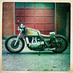 If Boba Fett Had A Bike... (dzgnboy) Tags: toronto honda walnut adelaide madmax roadwarrior goldwing dzgnboy mondolulu backalleymoto